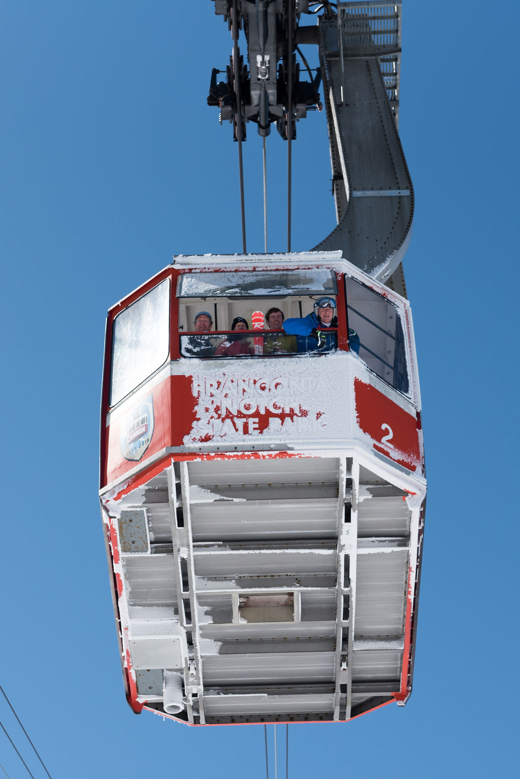 Cannon Mountain tram
